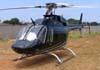 Bell 407. Foto: Ricardo Rizzo Correia.