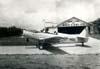Fairchild PT-19, PP-HOC, do Aeroclube de Rio Claro. (11/1975) Foto: Ricardo Dagnone.