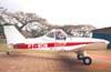 Piper PA-36-300 Pawnee Brave, PT-WDW, ex-N3694E. Esta aeronave sofreu um grave acidente no dia 14 de março de 2001. (24/08/1997) Foto: Fernando Sarracini.