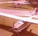 Em primeiro plano, o Cessna 210L Centurion II, PT-KDT, e atrás o Cessna 182P Skylane, PT-JCF. (12/1982) Foto: Fernando Sarracini.
