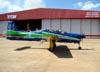 Embraer EMB-312 (T-27 Tucano), FAB 1394, da Esquadrilha da Fumaça. (14/08/2011)
