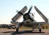 Douglas EA-1E Skyraider (AD-5W), N65164. (23/04/2009) Foto: Celia Passerani.