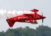 Pitts S-2S Special, N260SP, de Sean Tucker. (24/04/2009) Foto: Celia Passerani.