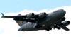 Boeing C-17A Globemaster III, 98-0055, da Força Aérea dos Estados Unidos. (16/04/2010) Foto: Celia Passerani.