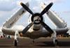 Douglas EA-1E Skyraider (AD-5W), N65164. (16/04/2010) Foto: Celia Passerani.
