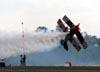 Pitts S-2S Special, N540S, do Skip Stewart Airshows. (16/04/2010) Foto: Celia Passerani.