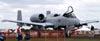 Fairchild A-10A Thunderbolt II, 78-0582, da Força Aérea dos Estados Unidos. (16/04/2010) Foto: Celia Passerani.