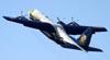 Lockheed C-130T Hercules (L-382), 164763, dos Blue Angels (U.S. Navy). (01/04/2011) Foto: Celia Passerani.