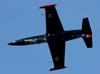 Aero Vodochody L-39C Albatros, N39WF, do Heavy Metal Jet Team. (02/04/2011) Foto: Celia Passerani.