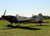 De Havilland Canada DHC-1B-2-S5 Chipmunk, N260DC, de Steve Oliver. (02/04/2011) Foto: Celia Passerani.