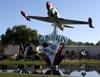 Lockheed T-33 Shooting Star. (02/04/2011) Foto: Celia Passerani.