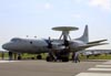 Lockheed P-3 AEW&C, N147CS, do US Customs & Border Protection. (30/03/2011) Foto: Celia Passerani.
