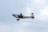 De Havilland Canada DHC-1A-1 Chipmunk, N540FM, do Super Chipmunk Airshows. (29/03/2012) Foto: Celia Passerani.