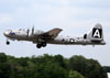 "Boeing B-29A Superfortress, N529B (Chamado ""Fifi""), da Commemorative Air Force. (29/03/2012) Foto: Celia Passerani."