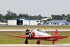 North American T-6G Texan, N791MH, do Aeroshell Aerobatic Team. (29/03/2012) Foto: Celia Passerani.