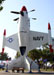 Lockheed XFV-1 Salmon. (29/03/2012) Foto: Celia Passerani.