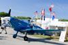 Michael O'Sullivan Spitfire MK-26B, N7612. (29/03/2012) Foto: Celia Passerani.