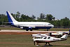 Boeing 737-2K5, N249TR, da Sky King. (30/03/2012) Foto: Celia Passerani.