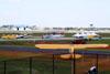 Aeronaves estacionadas. (27/03/2012) Foto: Celia Passerani.