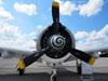North American T-28 Trojan. (27/03/2012) Foto: Nicole Passerani.