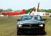 Saum Nicholas SAUM SX-400, N1NV, e Kyle Franklin. (30/03/2012) Foto: Nicole Passerani.