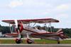 Boeing A75N1 (PT-17) Stearman, N212PC, do Rower Airshows. (09/04/2013) Foto: Celia Passerani.