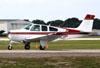 Beechcraft F33C Bonanza, N14JP, do Jim Peitz Aerosports. (11/04/2013) Foto: Celia Passerani.