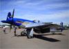 North American P-51D Mustang, N51DT. (03/04/2019)