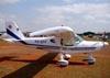 Kolb/Flyer Flyer SS, PU-BPF. (14/08/2010) Foto: Ricardo Frutuoso.
