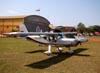 Ultravia/Flyer Pelican 500BR, PU-COI. (14/08/2010) Foto: Ricardo Frutuoso.