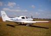 Cirrus SR22 G3, PR-COR. (14/08/2010) Foto: Ricardo Frutuoso.