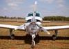 Beechcraft F33A Bonanza, PT-WFF. (14/08/2010) Foto: Ricardo Frutuoso.
