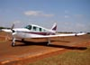 Piper/Neiva EMB-711C Corisco, PT-NMV. (14/08/2010) Foto: Ricardo Frutuoso.