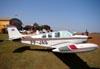 Beechcraft A36 Bonanza, PP-JAQ. (14/08/2010) Foto: Ricardo Frutuoso.