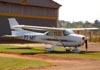 Cessna 172R Skyhawk, PT-MIT. (14/08/2010) Foto: Ricardo Frutuoso.
