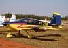 Van's/Flyer RV-7A, PT-ZIM. (14/08/2010) Foto: Ricardo Frutuoso.