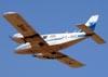 Piper PA-34-200 Seneca, PT-IHE, do Aeroclube de Sorocaba. (14/08/2010) Foto: Ricardo Frutuoso.