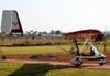 Orion F1A Eagle, PU-ARE, do Aeroclube de Araras. (14/08/2010) Foto: Ricardo Frutuoso.