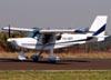 Ultravia/Flyer Pelican 500BR, PU-BPI. (13/08/2011) - Foto: Ricardo Frutuoso.