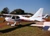 Stoddard-Hamilton/Flyer Glastar GS1, PU-PLK. (13/08/2011) - Foto: Ricardo Frutuoso.