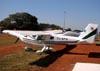 Kolb/Flyer Flyer SS, PU-BPW, da Freedom Escola de Aviação Leve. (13/08/2011) - Foto: Ricardo Frutuoso.