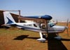 Ultravia/Flyer Pelican 500BR, PU-ZMZ. (13/08/2011) - Foto: Ricardo Frutuoso.