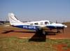 Piper PA-34-220T Seneca V, PR-MPB. (13/08/2011) - Foto: Ricardo Frutuoso.