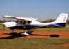 Inpaer Conquest 180, PU-SLZ. (04/08/2012) Foto: Ricardo Frutuoso.