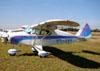 Piper PA-22BR, PT-ZPF. (04/08/2012) Foto: Ricardo Frutuoso.