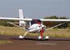 Ultravia/Flyer Pelican 500 BR, PU-RUI. (04/08/2012) Foto: Ricardo Frutuoso.