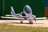 Evektor/Nova Aeronáutica EuroStar SLW, PU-EVK, da Nova Aeronáutica. (04/08/2012) Foto: Ricardo Frutuoso.