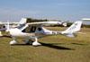 Flight Design CTLS, PU-PHZ. (04/08/2012) Foto: Ricardo Frutuoso.