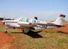 Beechcraft A36 Bonanza, PP-JAQ. (04/08/2012) Foto: Ricardo Frutuoso.