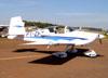 Van's/Flyer RV-7A, PT-ZFX. (04/08/2012) Foto: Ricardo Frutuoso.